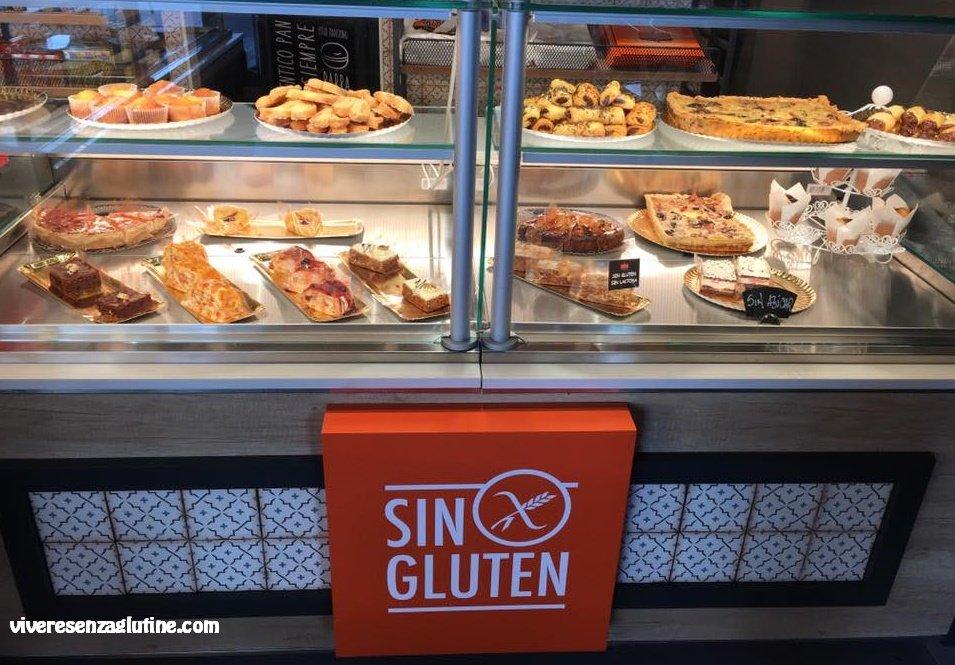 Gluten-free bakeries Salduba