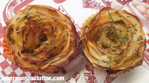 Rose di patate senza glutine